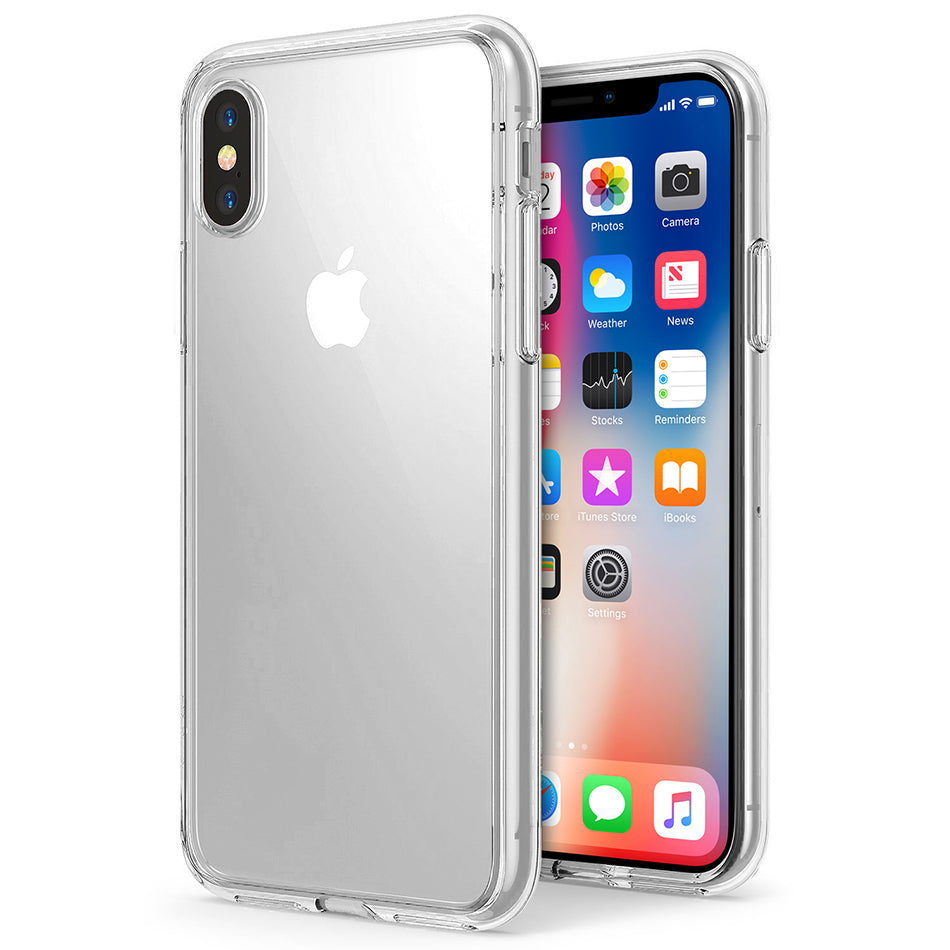EQUAL Gel Case Clear - iPhone XR 6.1""