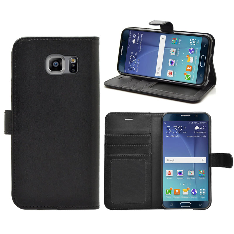 EVERYDAY Leather Wallet Phone Cover – Samsung Galaxy Note 5