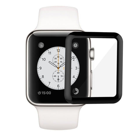 ESSENTIAL 3D Curved Tempered Glass for Apple Watch
