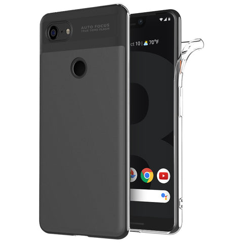 EQUAL Gel Case Clear - Google Pixel 3a