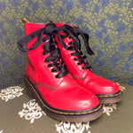 Load image into Gallery viewer, Pink Doc Martens