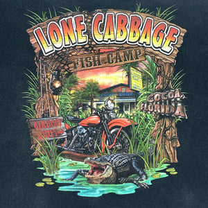 Lone Cabbage Motorcycle T-Shirt