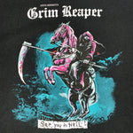 Load image into Gallery viewer, Grim Reaper T-Shirt
