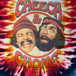Load image into Gallery viewer, Cheech and Chong Tie Dye T-Shirt