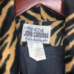 Load image into Gallery viewer, Tiger Print Jacket