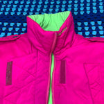Load image into Gallery viewer, Pink Puffer Jacket