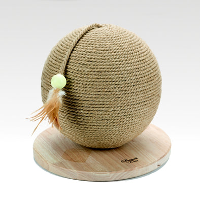 Wood Balty Ball