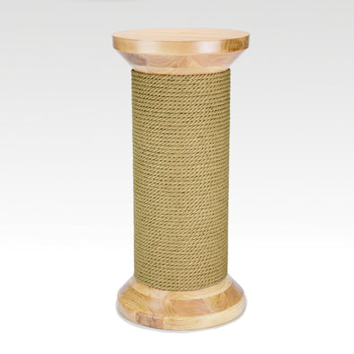 Wood Bobbin Pole XL