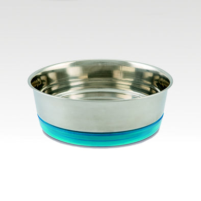 RVS Bowl Libras Aqua Blue