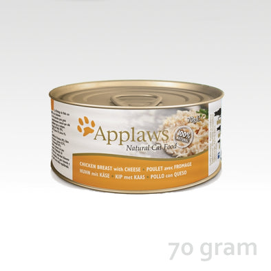 Applaws Natural Cat Food Chicken & Cheese 70 gram
