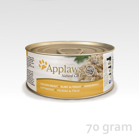 Applaws Natural Cat Food Chicken Breast 70 gram
