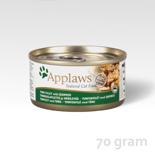 Applaws Natural Cat Food Tuna & Seaweed 70 gram