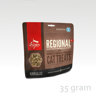 Orijen Regional Freeze Dried Cat Treats
