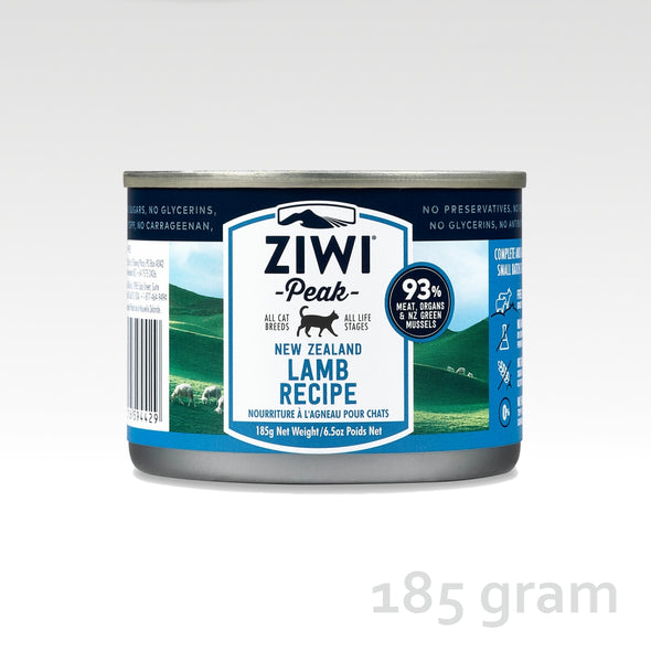 ZIWI Peak - New Zealand Lamb Recipe