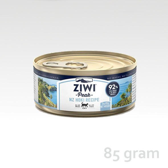 ZIWI Peak - New Zealand Hoki Recipe