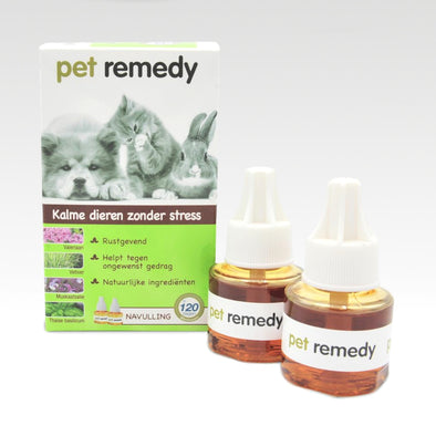 Pet Remedy Plug-In Refill