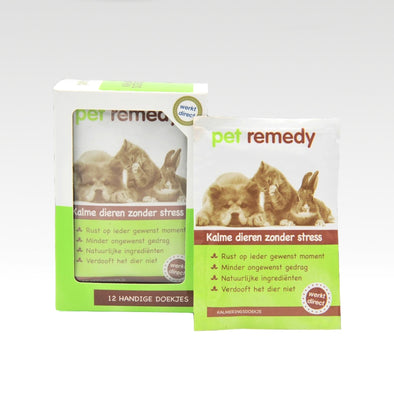 Pet Remedy Tissues