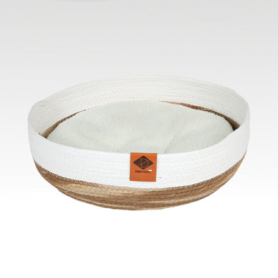 Ryan Paper Rope Cat Bed Large
