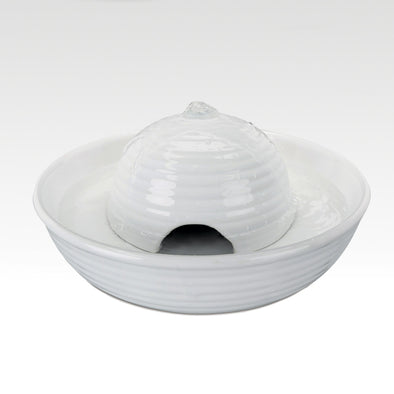 Ceramic Vital Flow White