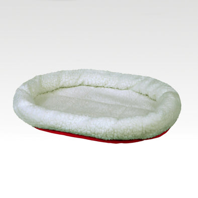 Sheepskin Donut White