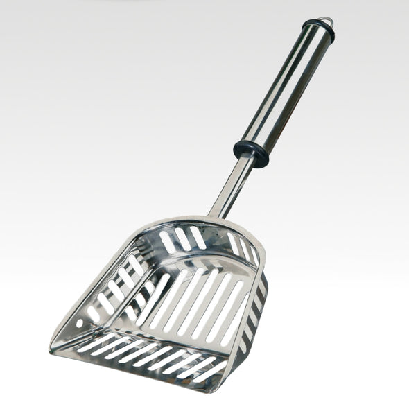 Stainless Steel Litter Scoop
