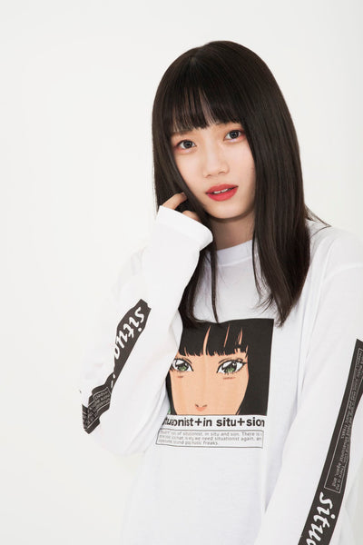 SITUASION Long Sleeve T-shirt[Ami]