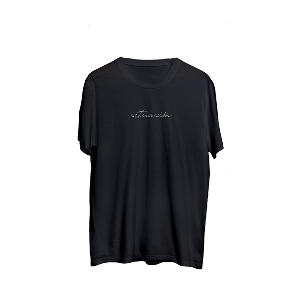 SITUASION T-shirt[Black]