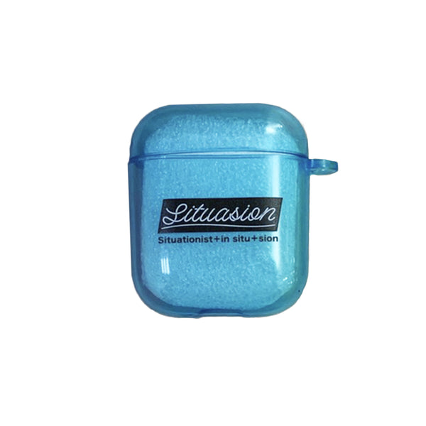 SITUASION AirPods Clearcase[Light Blue]