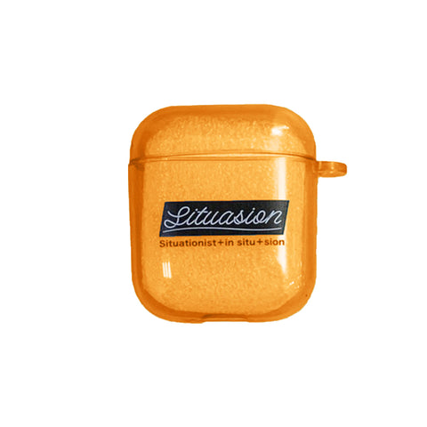 SITUASION AirPods Clearcase[Orange]
