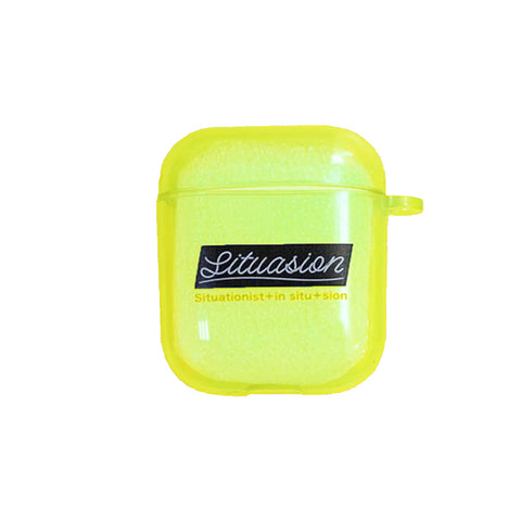 SITUASION AirPods Clearcase[Yellow]