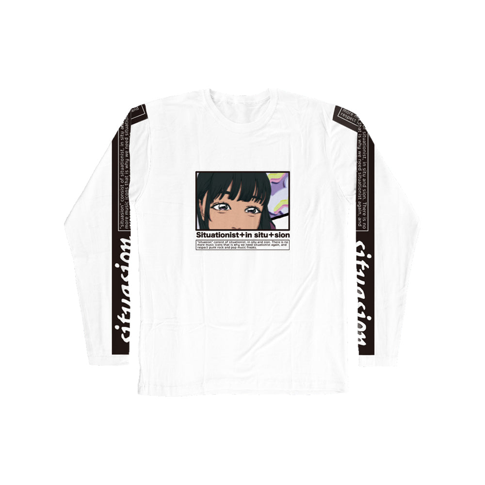 SITUASION Long Sleeve T-shirt[Aina]