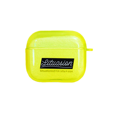 SITUASION AirPods Pro Clearcase[Yellow]