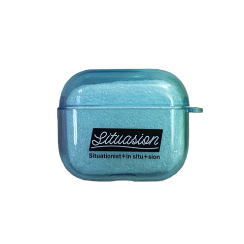 SITUASION AirPods Pro Clearcase[Light Blue]