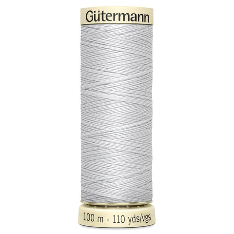 Gutermann Cloudy Sew All Thread 100m (008)