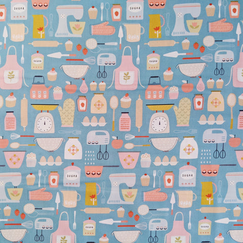 All things baking - 100% cotton - Hobbies - Dashwood Studio