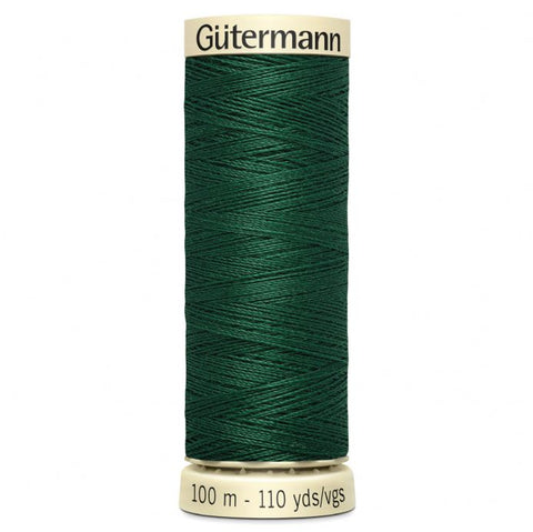 Gutermann Amazon Green Sew All Thread 100m (340)