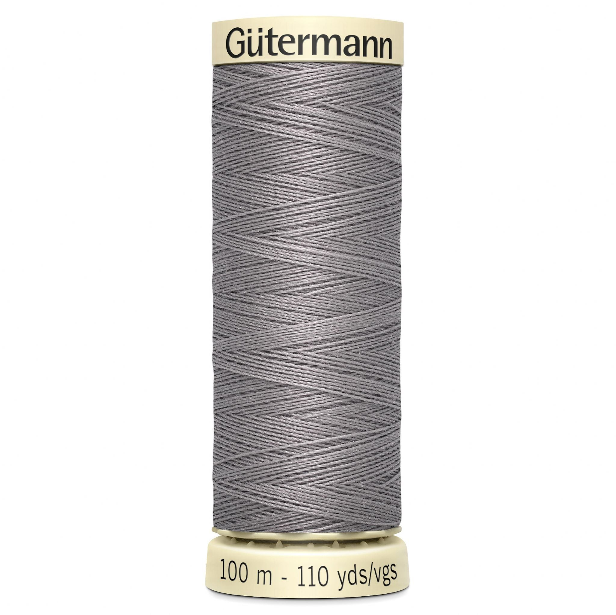 Gutermann Silver Grey Sew All Thread 100m (493)
