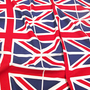 Union Jack flag - 100% cotton