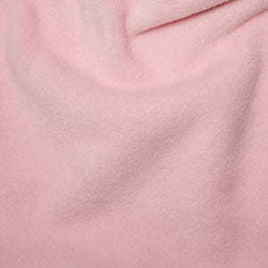 Baby pink - plain fleece