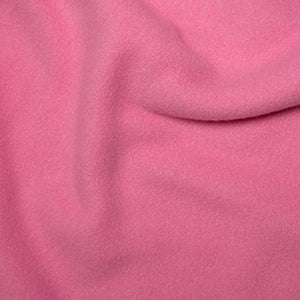 Bright pink - plain fleece