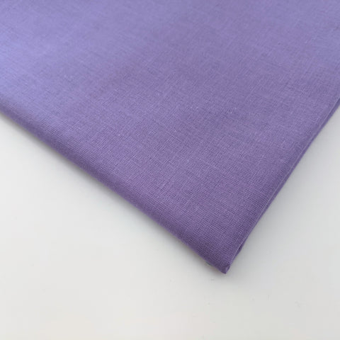 Plain purple 100% cotton