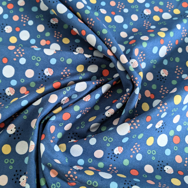 Spots blender - 100% cotton - Wild About You collection - Fabric Editions