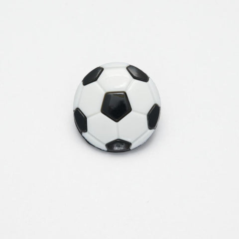 Football Buttons - 18mm - pack of 10