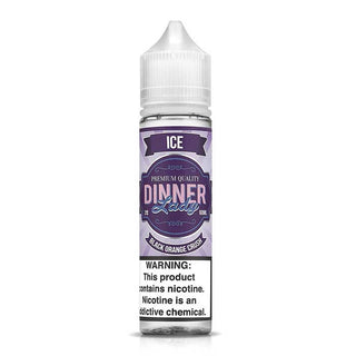 Black Orange Crush - Dinner Lady - 60mL - eLiquid UAE Vapors