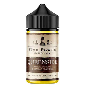 Queenside - Five Pawns Original - 60mL
