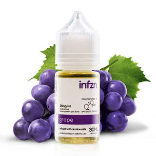 Infzn Salt Nic - Grape - 30mL - eLiquid UAE Vapors