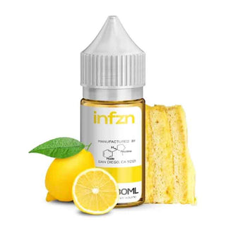 Infzn Salt Nic - Lemon Cake - 30mL - eLiquid UAE Vapors