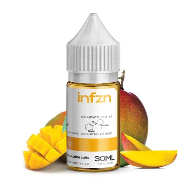 Infzn Salt Nic - Mango - 30mL - eLiquid UAE Vapors