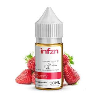 Infzn Salt Nic - Strawberry - 30mL - eLiquid UAE Vapors
