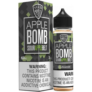 VGOD Apple Bomb E Juice - 60mL - eLiquid UAE Vapors